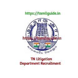 TN Litigation Department Recruitment