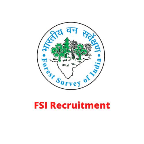 FSI Recruitment