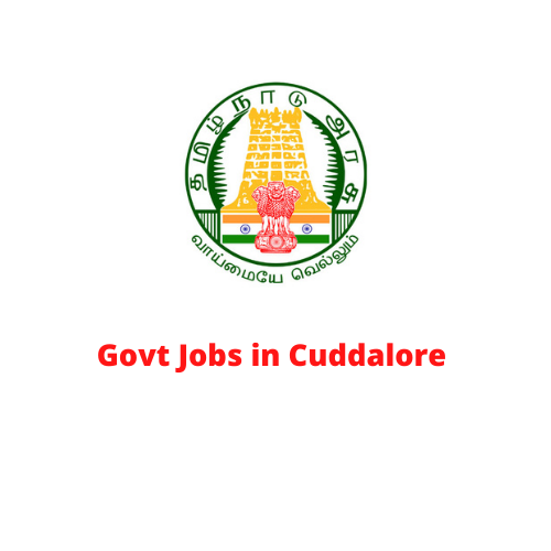 Govt Jobs in Cuddalore