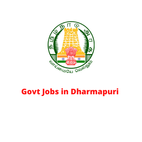Govt Jobs in Dharmapuri