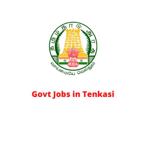 Govt Jobs in Tenkasi